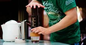 Het beste bakkie AeroPress koffie ter wereld