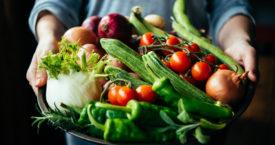 Eat yo veggies op het VEGGIE festival