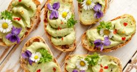 Emma's eetergernis #9: eetbare bloemen
