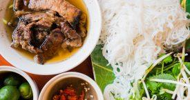 Bun cha: de trots van Noord-Vietnam