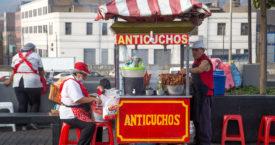 Streetfood uit Peru