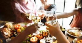 Dinner party: Hoe veel wijn heb je nodig?