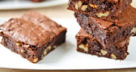Met deze tip maak je de allerbeste brownies
