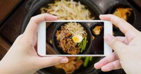Foodfoto's met je smartphone