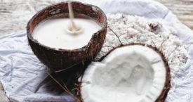 Kokosmelk of kokosroom?