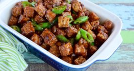 Let's talk about tempeh