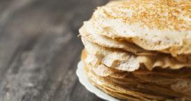 Waarom mislukt de eerste pannenkoek?