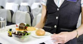 Culinaire vliegtuighacks
