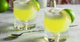 Een verfrissende pisco sour uit Zuid-Amerika