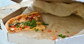 Te bestellen: de vegan-pizza