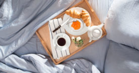9x brunchen in bed/op de bank/in bad
