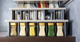 Stappenplan: orden je keuken