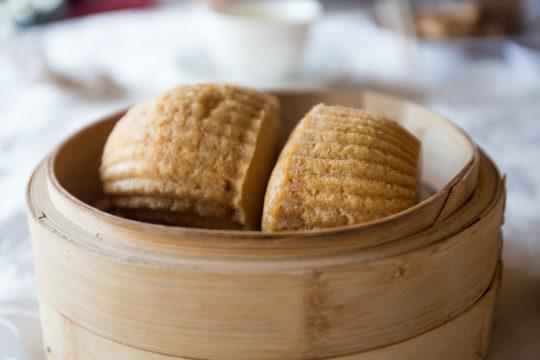 chinese sponscake