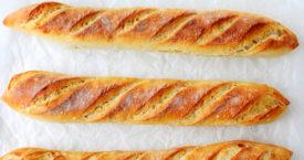 De stokbrood-etiquette