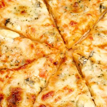 pizza vier kazen