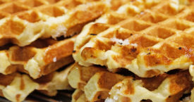 Brusselse wafel vs. Luikse wafel