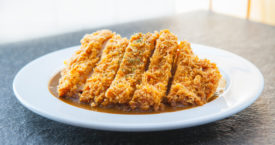 Weleens Japanse curry gegeten?