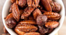 Zelf maken: spicy notenmix
