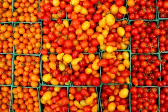tomaatjes cherry
