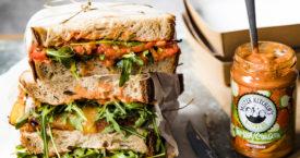 Get it: nieuwe vegan groentenspread