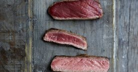 De perfecte steak bakken