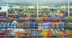 Hulp in de supermarkt