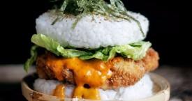 Gespot: de sushi burger