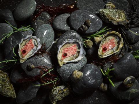 Taiko Bar oesters