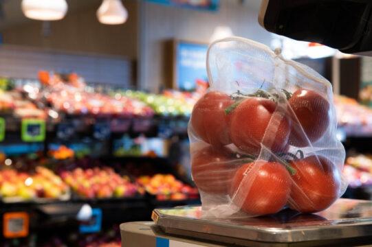 Tomaten Albert Heijn in verzakje