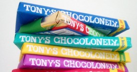 Limited repen van Tony Chocolonely in het vaste assortiment