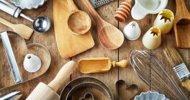 Deze basics heb je nodig in de keuken