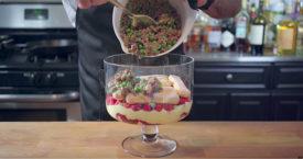 Friends recept: Rachels trifle