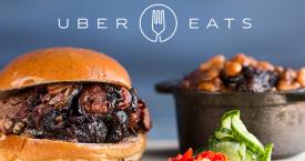 Nieuwe food delivery app van Uber