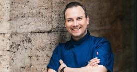 Tim Raue kookt in RIJKS