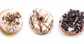Dunkin' Donuts opent in Eindhoven