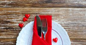 Last minute Valentijnsmenu
