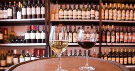 Waarom je een vaste wijnwinkel nodig hebt