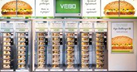 Vega FEBO grillburger