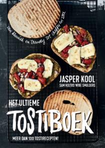 De cover van het ultieme tostiboek