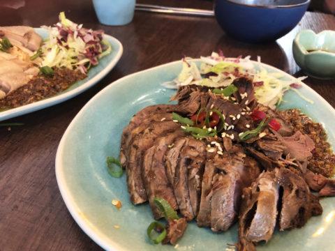 gestoofd rundvlees bij wang's flavour