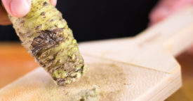 Wasabi: the real deal