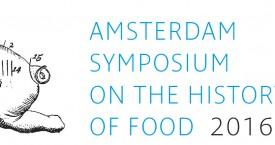Symposium: History of Food