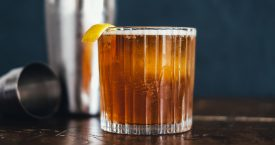 Recept: whiskey sour