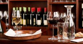 En de beste wijnbar is…