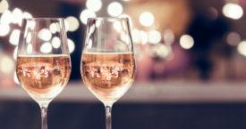 Winnen: alcoholvrije sparkling rosé