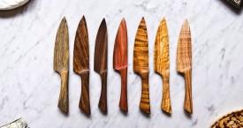 Bijzonder: handgemaakte houten messen