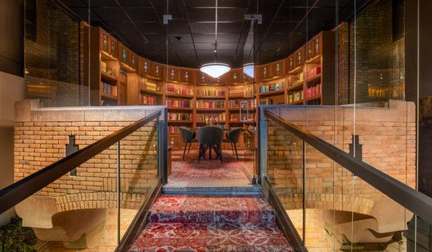bibliotheek BUNK